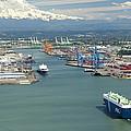 Port Of Tacoma, Tacoma by Andrew Buchanan/SLP