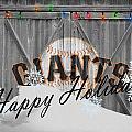 San Francisco Giants by Joe Hamilton