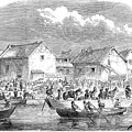 Second Opium War, 1860 by Granger
