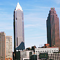 Skyscrapers In A City, Philadelphia by Panoramic Images