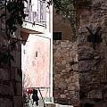 Views Of Taormina Sicily by Richard Rosenshein