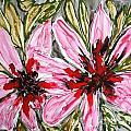 Mann Flowers by Baljit Chadha