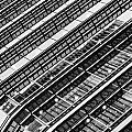 Canary Wharf London Abstract by David Pyatt