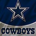 Dallas Cowboys Uniform by Joe Hamilton