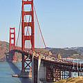 Golden Gate Bridge by Jack Schultz