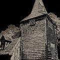 Greensted Church by David Pyatt