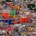 Guanajuato Mexico by John Shaw