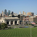 Kansas City Skyline by Frank Romeo