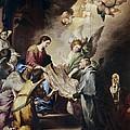 Murillo, Bartolom� Esteban 1617-1682 by Everett
