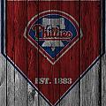 Philadelphia Phillies by Joe Hamilton