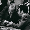 Un Security Council Meeting by Retro Images Archive
