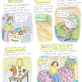 New Yorker September 18th, 2006 by Roz Chast