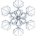 Snowflake by Kenneth Libbrecht