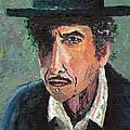 #13-16 Bob Dylan by Dane Tate