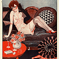 1920s France La Vie Parisienne Magazine by The Advertising Archives