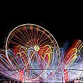 Amusement Park by Mats Silvan