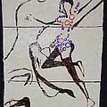 Dinka Dance - South Sudan by Gloria Ssali