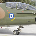 Hellenic Air Force Ta-7 Corsair II by Giovanni Colla