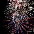 Local Fireworks by Mark Dodd
