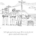 All Right, You're Free To Go. We're In This by Farley Katz