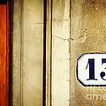 13 With Wooden Door by Valerie Reeves