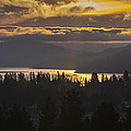 131127a-18 Sandpoint Winter Sunrise by Albert Seger