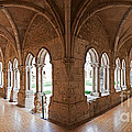 13th Century Gothic Cloister by Jose Elias - Sofia Pereira