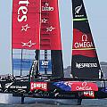 America's Cup 34 by Steven Lapkin