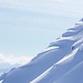 Backcountry Snowboarder by Ben Girardi