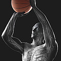 Basketball Shot by Science Picture Co