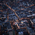 Belfast At Night, Northern Ireland by Colin Bailie