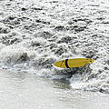 Feature - Bore Tide Surfing In Alaska by Streeter Lecka