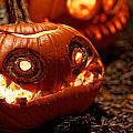 Halloween Pumpkin by Peter Lakomy