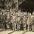 Hine Child Labor, 1911 by Granger