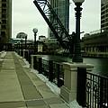 Kinzie Street Bridge by Alfie Martin