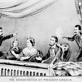 Lincoln Assassination by Granger