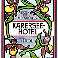 Luggage Label by Granger