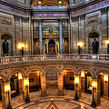 Minnesota State Capitol  by Amanda Stadther