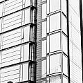 Modern Building by Tom Gowanlock