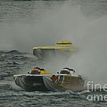 Port Huron Sarnia International Offshore Powerboat Race by Randy J Heath
