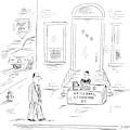 New Yorker May 30th, 2005 by David Sipress
