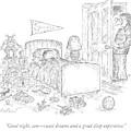 Good Night, Son - Sweet Dreams And A Great Sleep by Edward Koren
