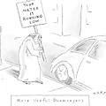New Yorker February 11th, 2008 by Kim Warp