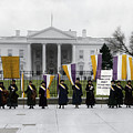 White House Suffragettes by Granger