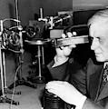 William Meggers by Emilio Segre Visual Archives/american Institute Of Physics