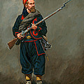 140th New York Infantry  by Mark Maritato