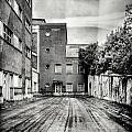 Abandoned Sanatorium by Traven Milovich