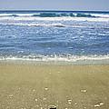 Beach by Les Cunliffe
