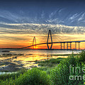 Lowcountry Sunset by Dale Powell