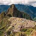 Machu Picchu  by U Schade